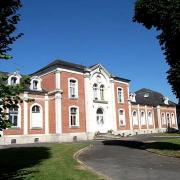 Hirson (Aisne) l'hôpital Brisset