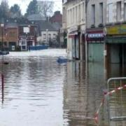 Hirson (Aisne) les inondations de janvier 2011