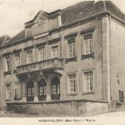 Hochfelden 67 l'hôtel de ville cpa