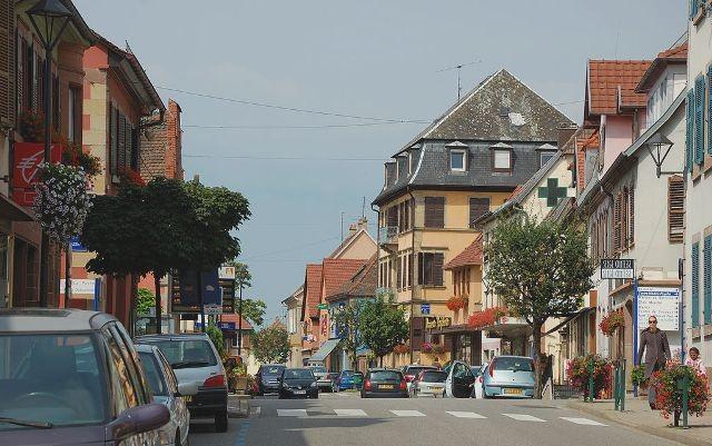 Hochfelden 67 la rue du general lebocq