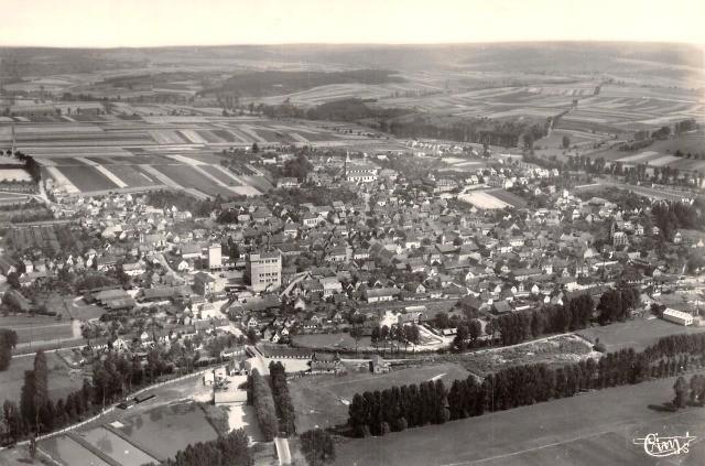 Hochfelden 67 vue generale cpa