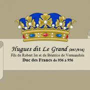 Hugues le Grand