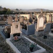 Inor (Meuse) Le cimetière