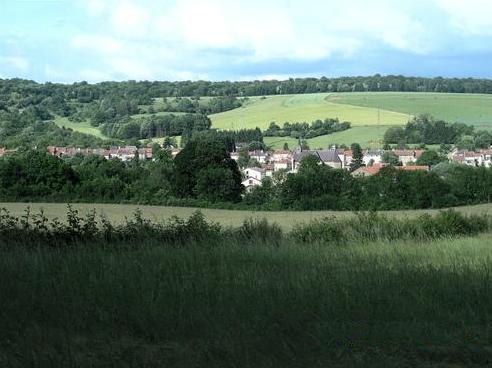 Inor (Meuse) Vue générale