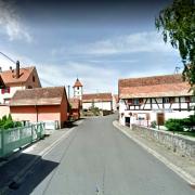 Jetterswiller 67 le village