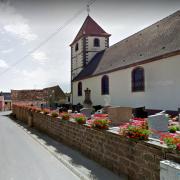 Jetterswiller 67 l eglise saint pancrace