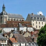 Joigny (89) L'église Saint-Jean