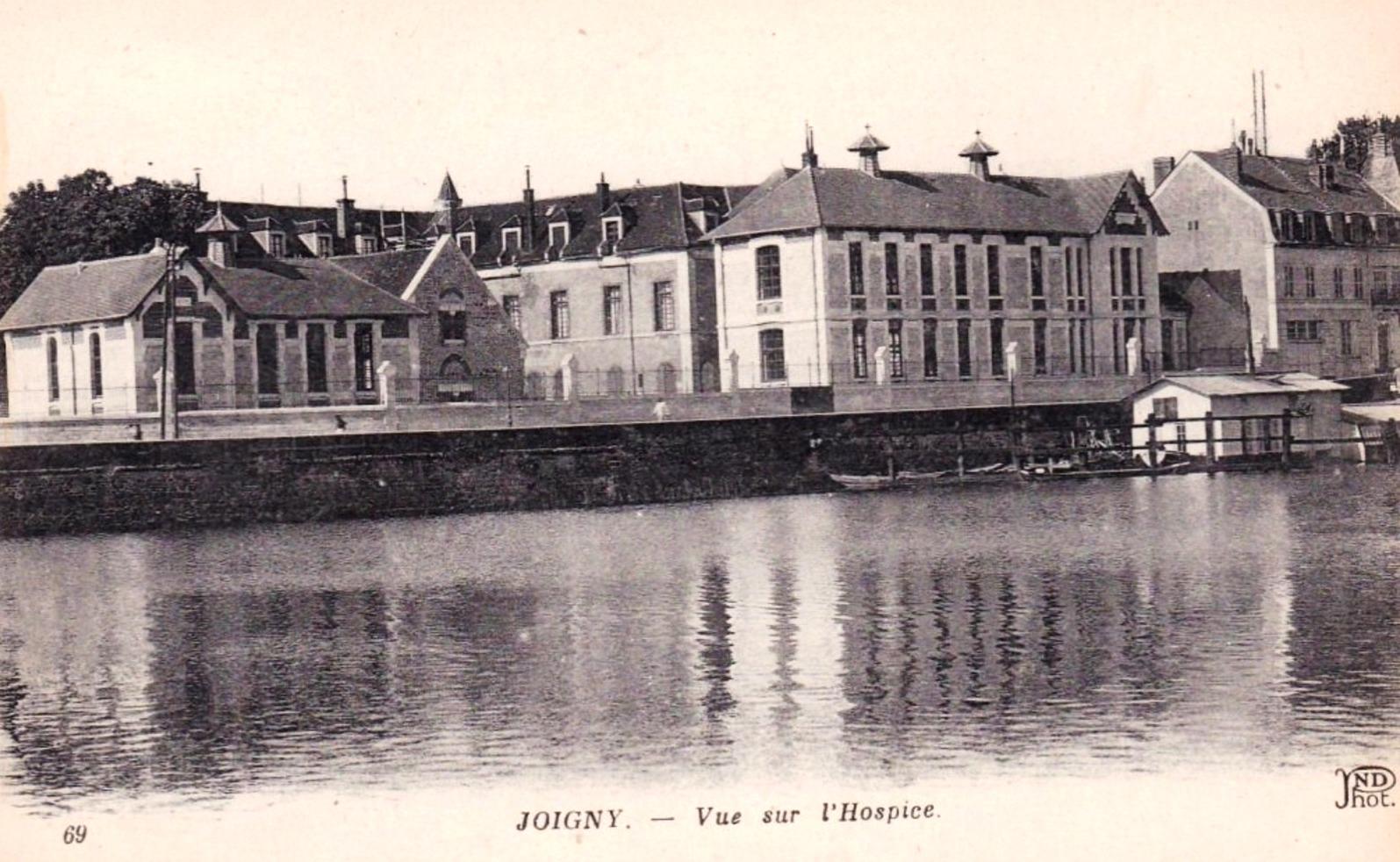 Joigny (89) L'hospice CPA
