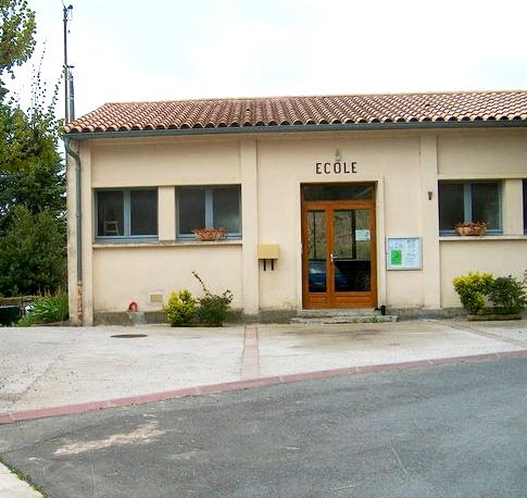 Joncels (Hérault) L'école