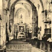 Joncels (Hérault) L'église Saint Pierre CPA