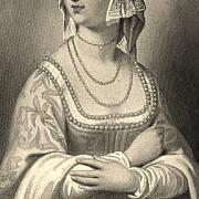 Judith de Bretagne, son épouse