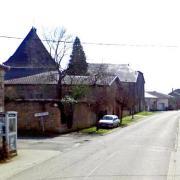 Juvigny-sur-Loison (Meuse) La rue de l'Hôpital