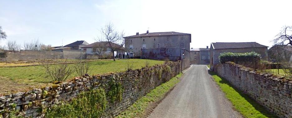 Juvigny-sur-Loison (Meuse) La rue des Vignes
