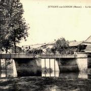 Juvigny-sur-Loison (Meuse) Le grand pont CPA