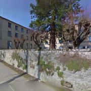 Juvigny-sur-Loison (Meuse) Le pensionnat
