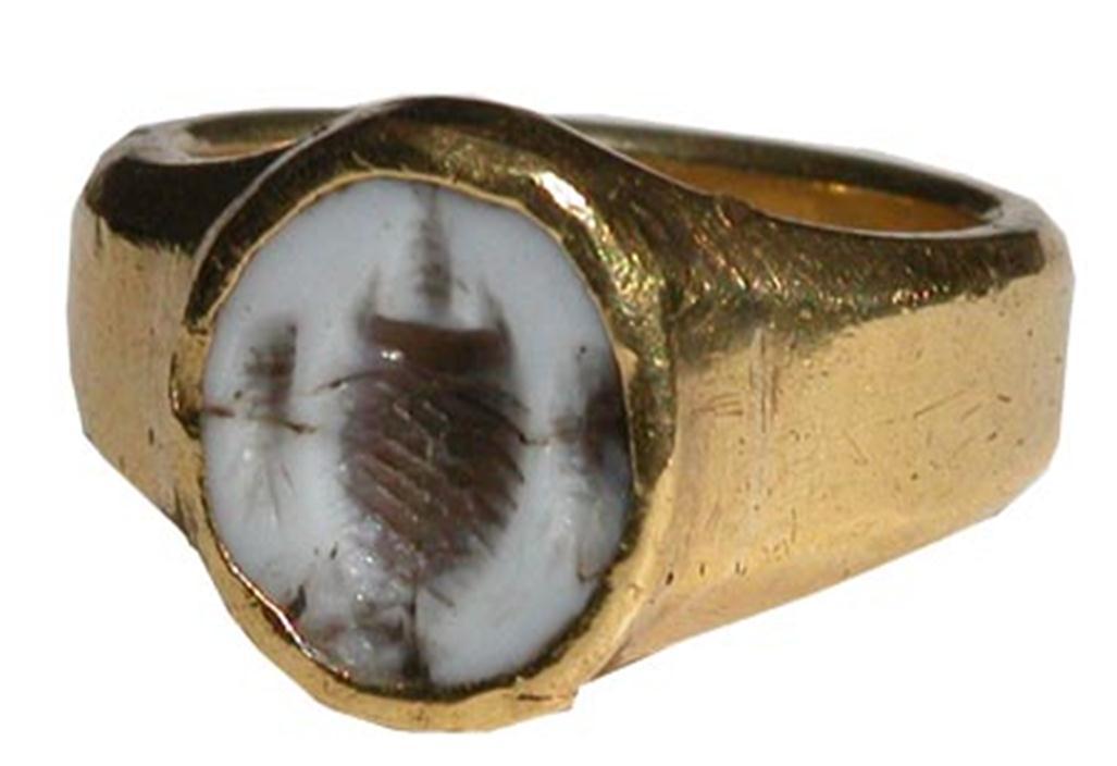 L'anneau d'Arnoul de Metz