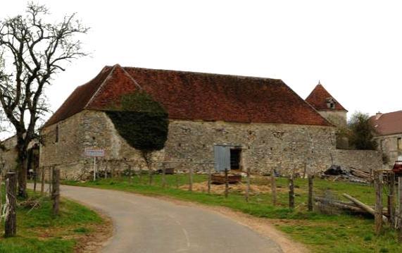 L'Epine-aux-Bois (Aisne) La Haute Epine Ferme