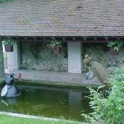 L'Epine-aux-Bois (Aisne) Lavoir