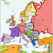 L'Europe en 1991, Chute du mur de Berlin