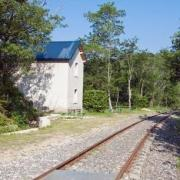 La Bastide-Pradines (Aveyron) L'ancienne gare
