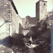 La Couvertoirade (Aveyron) CPA en 1938