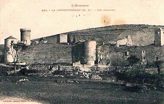 La Couvertoirade (Aveyron) CPA