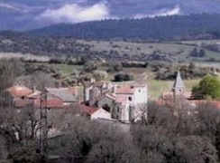 La Couvertoirade (Aveyron) La Blaquèrerie