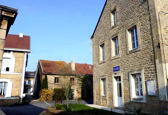 La Ferté-sur-Chiers (08) Mairie