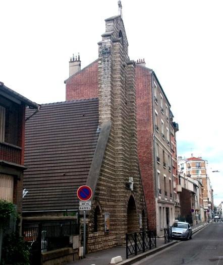 La garenne colombes 92 l eglise saint andre sainte helene cpa