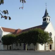 La garenne colombes 92 l eglise saint urbain
