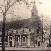 La garenne colombes 92 l eglise saint urbain cpa