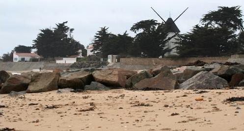 La Guérinière (Vendée) La plage