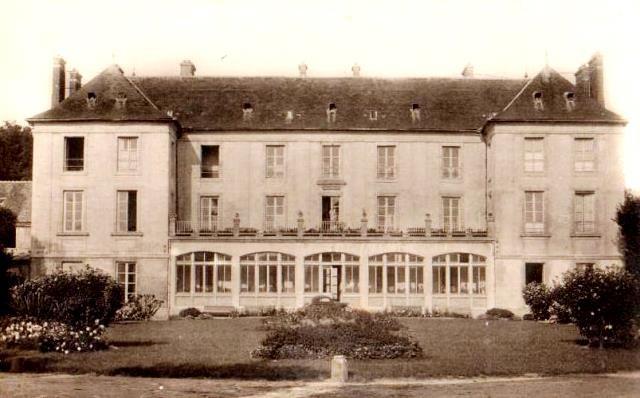 Lavilletertre oise cpa maison hospitaliere st jean de dieu en 1951