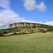 Le Clapier (Aveyron) La Pascalerie, les rochers