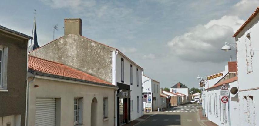 Le Perrier (Vendée) Grande rue