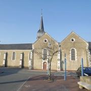 Le Perrier (Vendée) L'église Saint-Sauveur