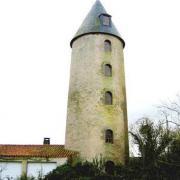 Le Perrier (Vendée) Le moulin de la Chaussée