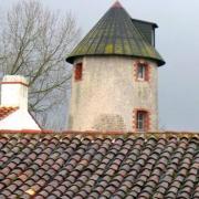 Le Perrier (Vendée) Le moulin des Loires