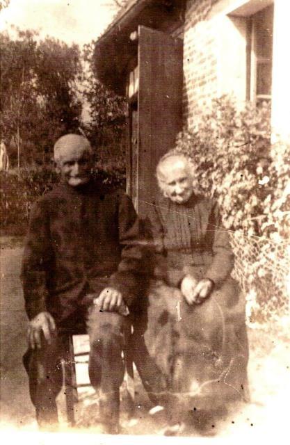Lemonnier alexandre adolphe modeste et sa femme