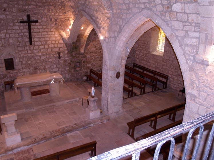 Les Plans (Hérault) Les Plans Bas, église