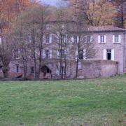 Les Plans (Hérault) Saint Charles, l'ancien moulin