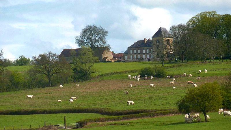Limanton (Nièvre) Arcilly, le manoir
