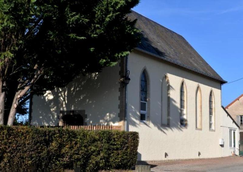 Limanton (Nièvre) Panneçot, la chapelle