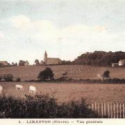 Limanton (Nièvre) Vue générale CPA