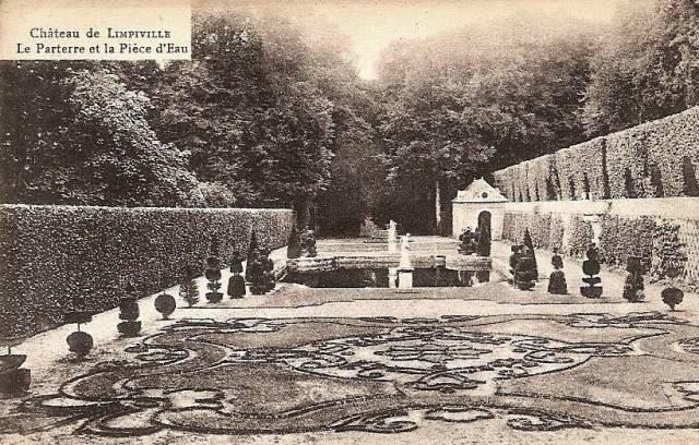 Limpiville (Seine Maritime) Château du Vaudroc CPA