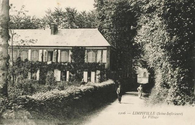 Limpiville (Seine Maritime) CPA
