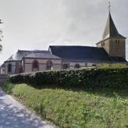Limpiville (Seine Maritime) Eglise Notre-Dame