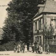 Limpiville (Seine Maritime) Place CPA