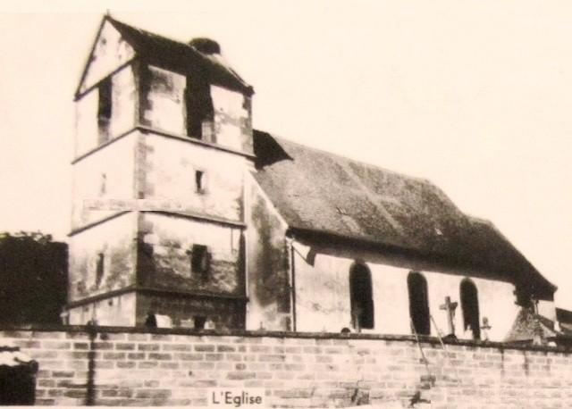Lochwiller 67 l eglise saint jacques le majeur cpa