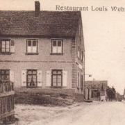 Lochwiller 68 le restaurant cpa